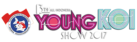 13th All Indonesia Young Koi Show 2017